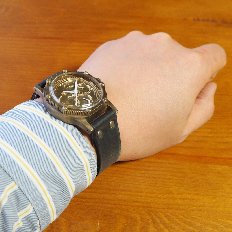 fcc3391fbf KS(ケーエス) JHA・日本手作り腕時計協会代表 篠原康治 手作り腕時計 スチーム