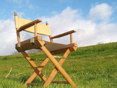 銀工房アラマルーツ(AramaRoots)さん作「たけしの椅子」正面