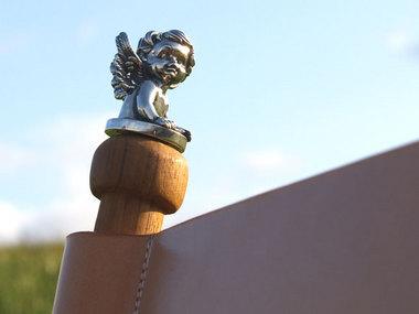 銀工房アラマルーツ(AramaRoots)さん作「たけしの椅子」天使