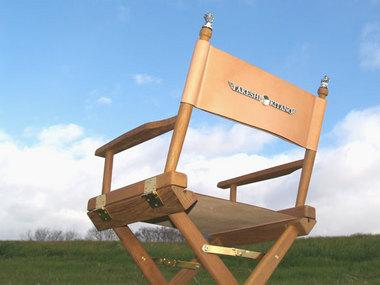 銀工房アラマルーツ(AramaRoots)さん作「たけしの椅子」背面